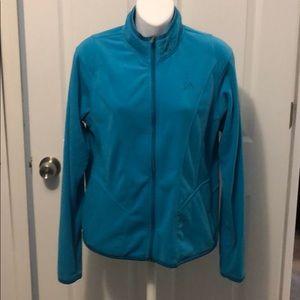 NWOT Adidas Fleece Zip Up Jacket Size Medium